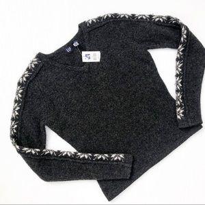 •GAP• NWT 100% Lambswool Sweater
